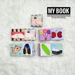 Buku kain My Book