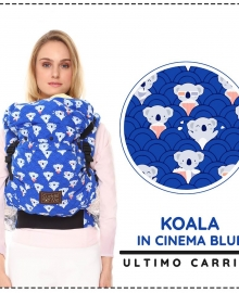 Ultimo Carrier In Cinema Blue