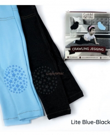 Crawling Jegging Lite Blue Black