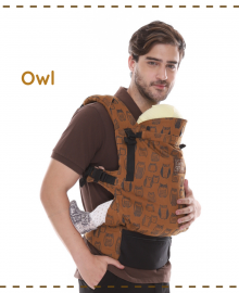 Gendongan Ultimo Carrier Owl